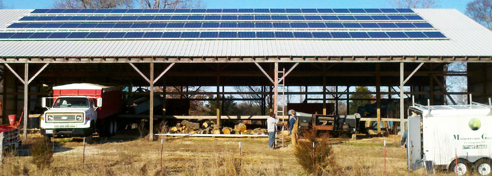 Farming Solar Solutions in Tennessee