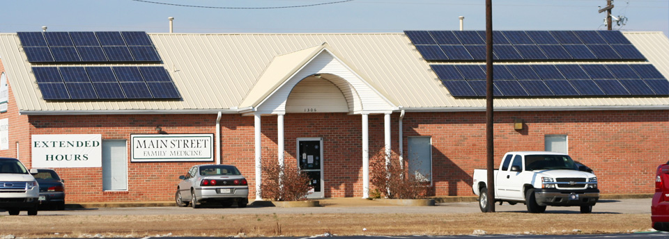 Commercial Solar Solutions in Tennessee